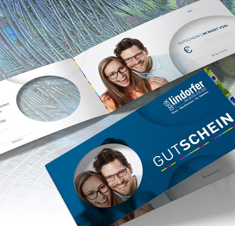 Grafik & Druck Gutscheine